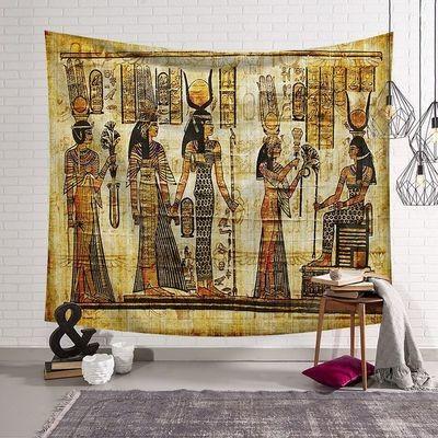 Egyptian Tapestry (Design #10)