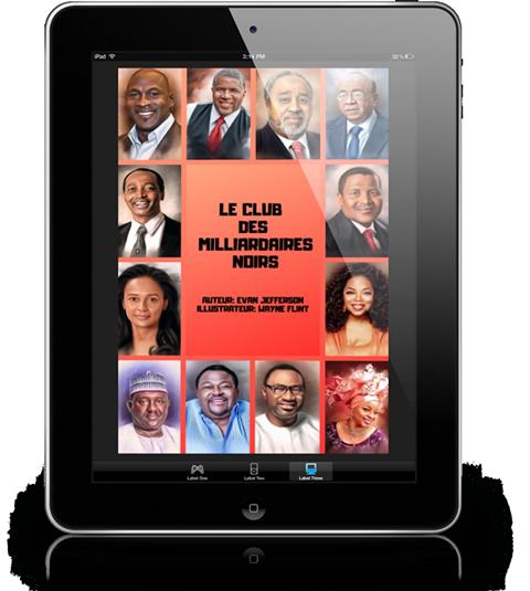 Le club des milliardaires noirs (Ebook français)