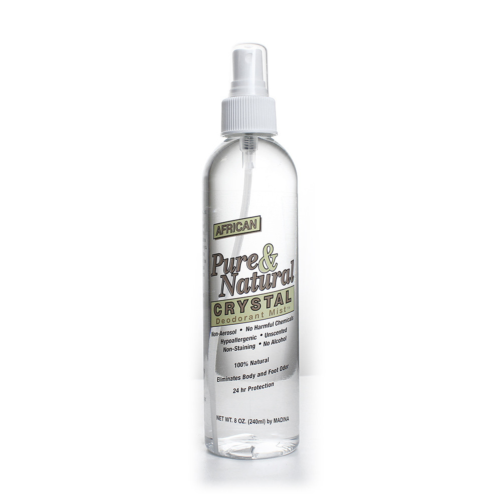 Deodorant Mist (Pure & Natural Crystal)