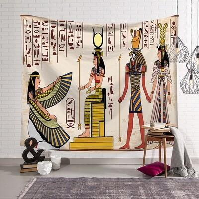 Egyptian Tapestry (Design #6)