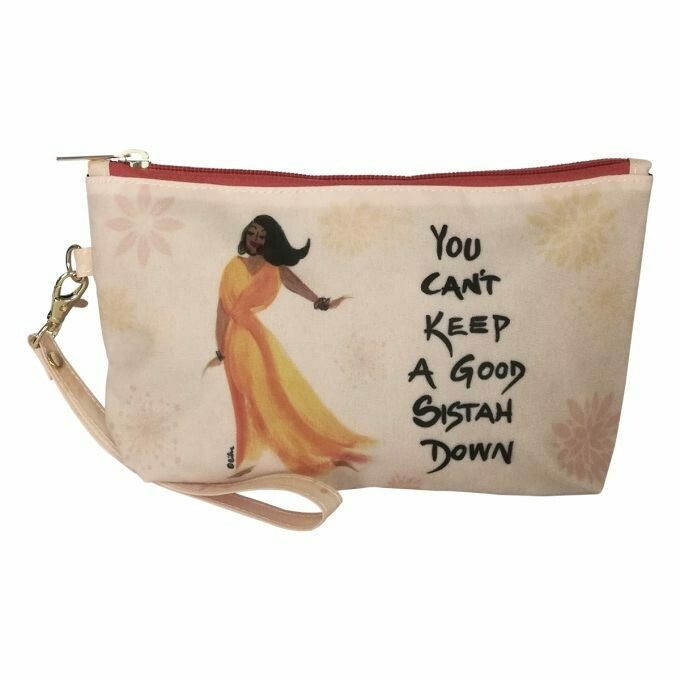 Cosmetic Pouch (You Can't Keep a Good Sistah Down)