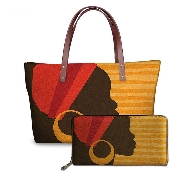 Luxury Handbag & Wallet (Design 6)