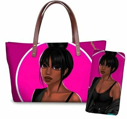 Luxury Handbag & Wallet (Design 26)