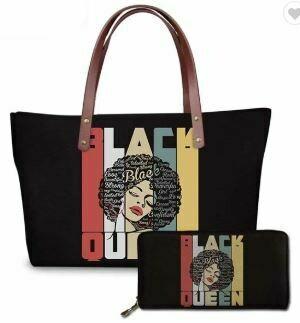 Luxury Handbag & Wallet (Design 13)