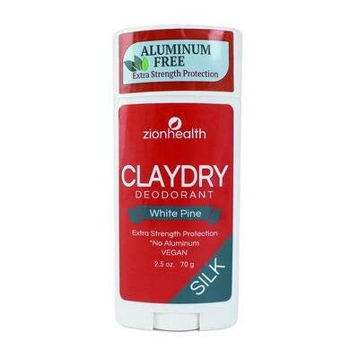 ClayDry Bold Deodorant (White Pine)