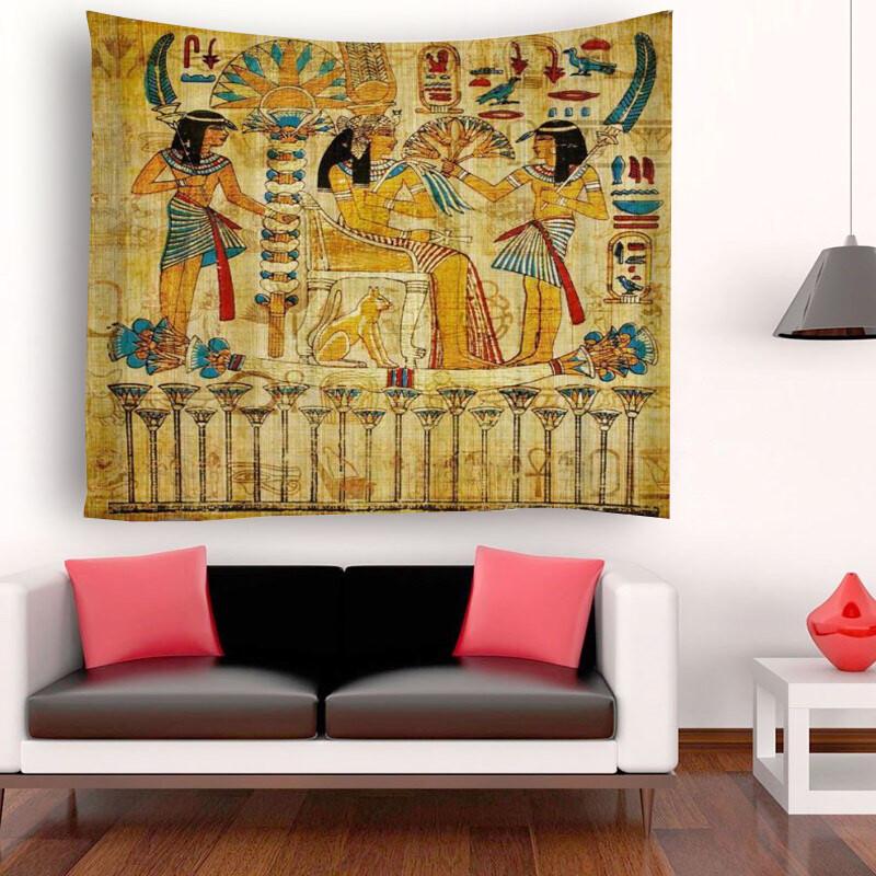 Egyptian Tapestry (Design #21)