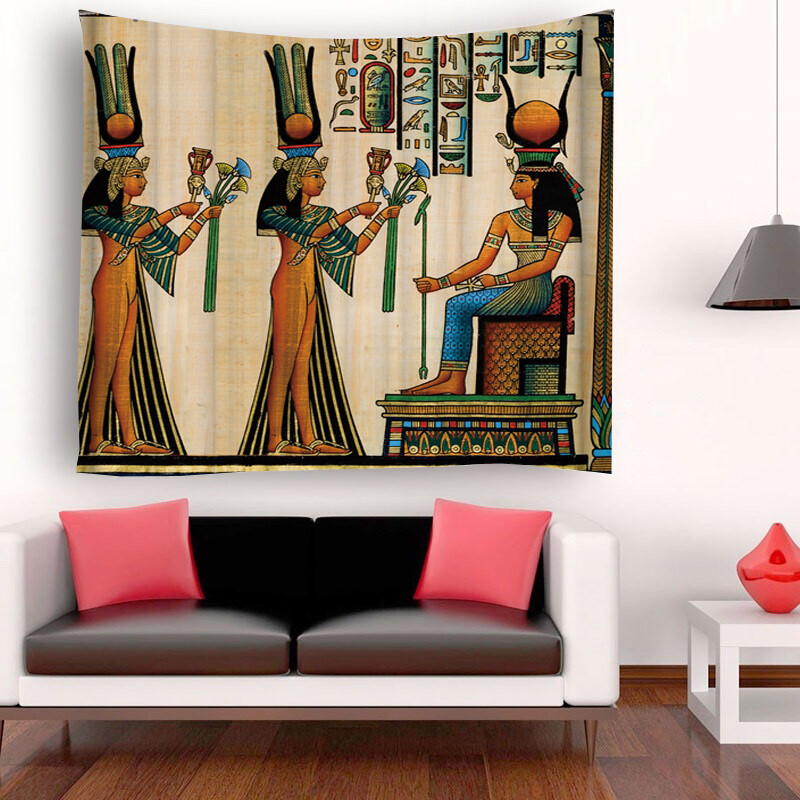 Egyptian Tapestry (Design #23)