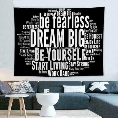 Inspirational Tapestry (Design #5)