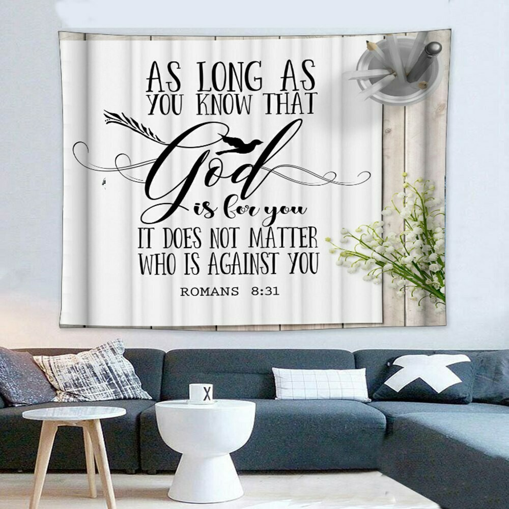 Scripture Wall Tapestry (Design #12)
