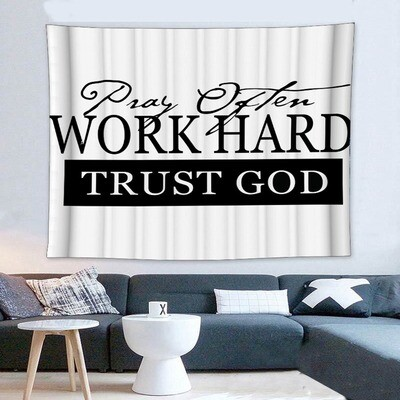 Scripture Wall Tapestry (Design #13)