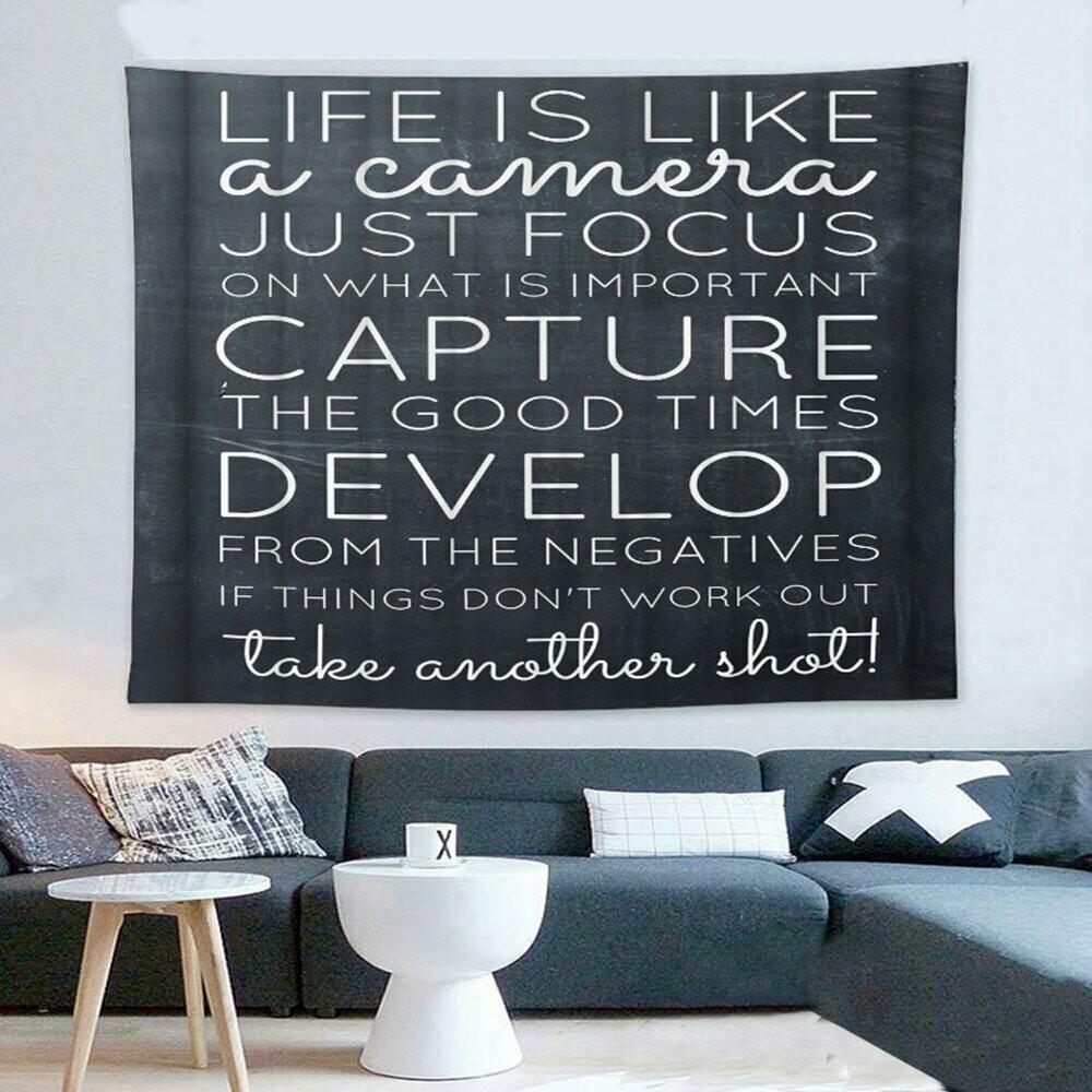 Inspirational Tapestry (Design #4)