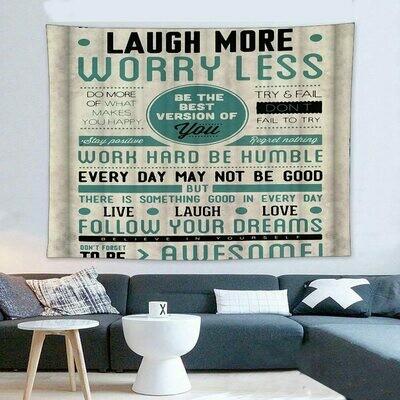 Inspirational Tapestry (Design #10)
