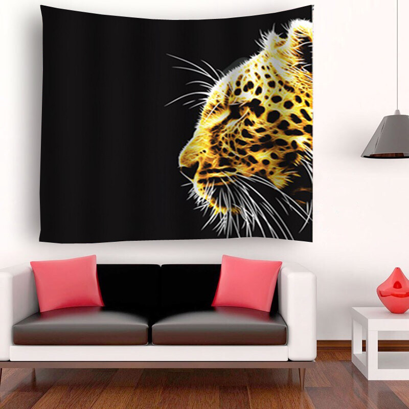 Leopard Main Tapestry