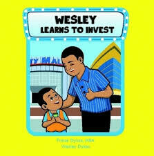 Book (Wesley Learns To Invest)