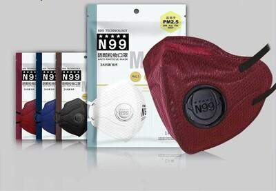 N99 Filtering Respirator Mask