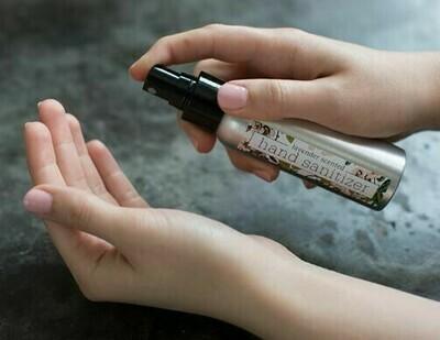 Men's Designer Hand Sanitizer