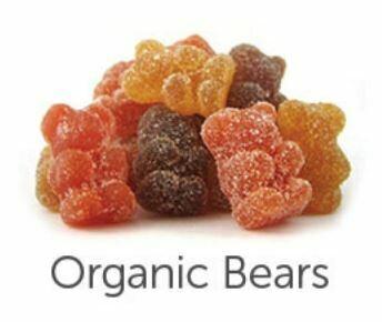 CBD Organic Gummy Snack (4oz-250mg)