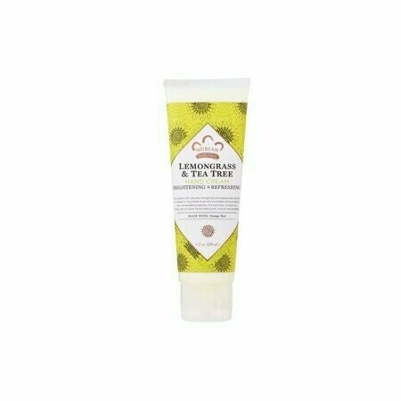 Nubian Heritage Hand Cream (Lemongrass & Tea Tree)