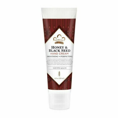 Nubian Heritage Hand Cream (Honey & Black Seed)