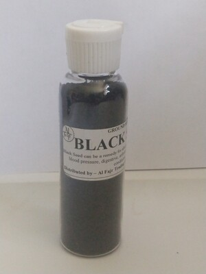 Black Seed: Ground Seed (2oz)