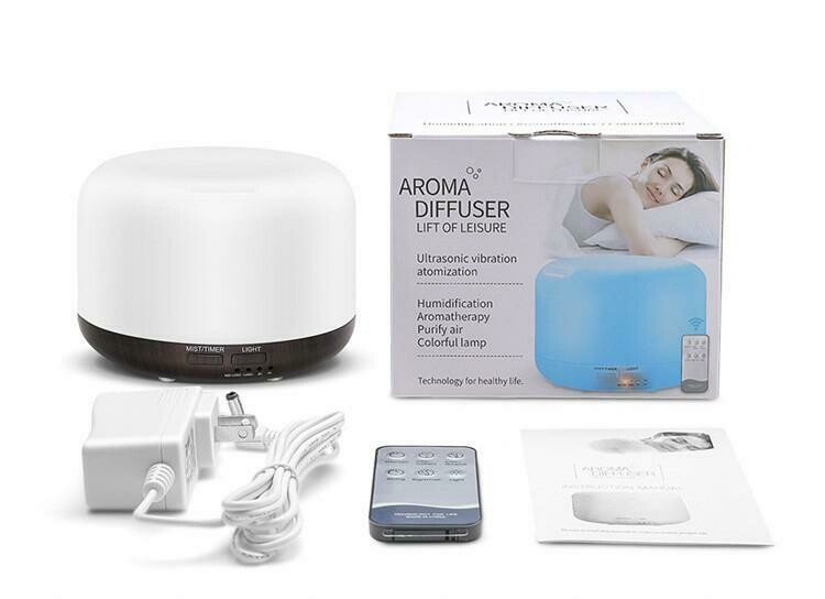 Aroma Diffuser (4-N-1)