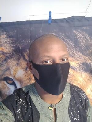 Ninja Cotton Face Cover