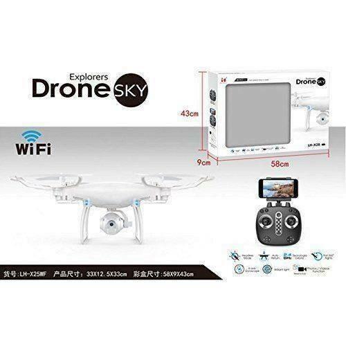 Explorers Drone Sky LH-X25S