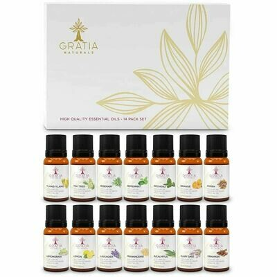 Essential Oil Set (10pk or 14pk)