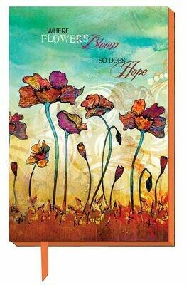 Leather-Like Journal (Bloom)