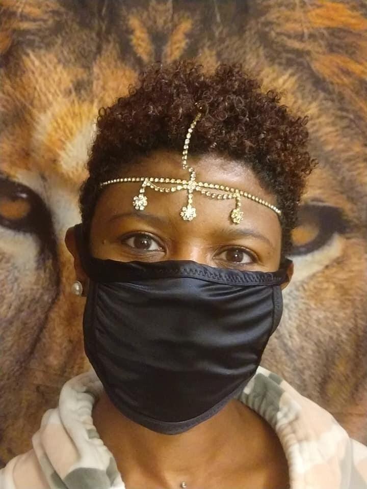 Silky Satin Face Cover