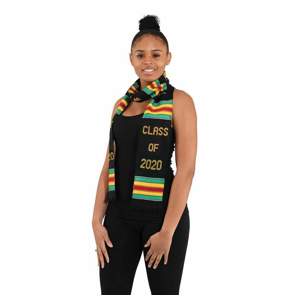 Class Of 2020 Kente Sash
