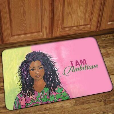 Interior Floor Mat (I Am Ambitious)