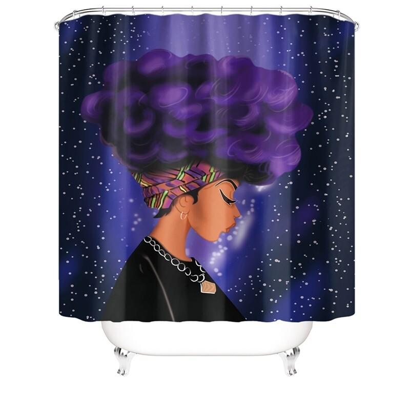 Shower Curtain (Design #2)