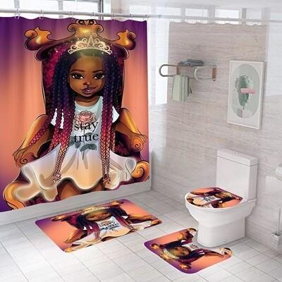 4-piece Bathroom Set (Design #17)