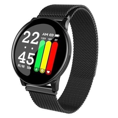 W8 Fitness Tracker Smartwatch
