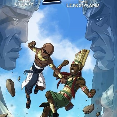 Book (Kids 2 Kings Comic Vol.2)
