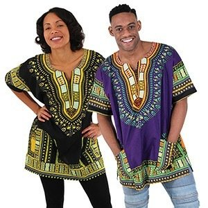 Kenyan Traditional Dashiki