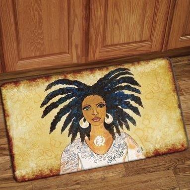 Interior Floor Mat (Nubian Queen)