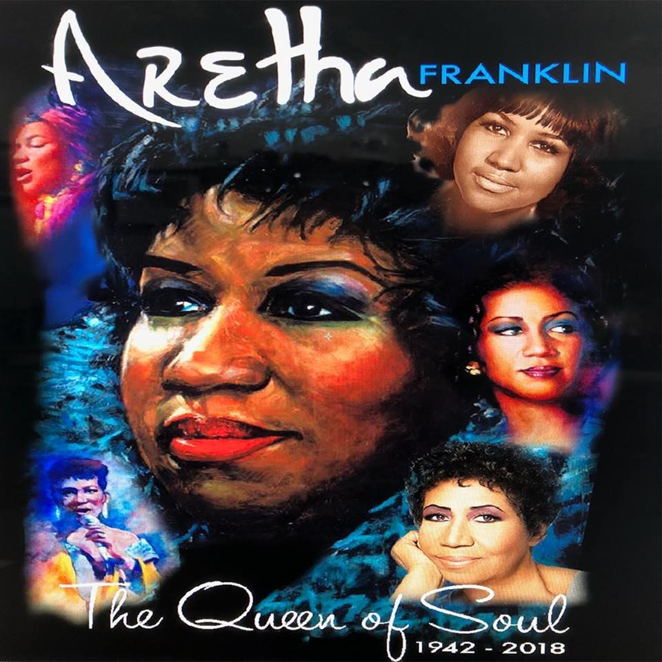 Shower Set (***Special Edition- Aretha Franklin***)
