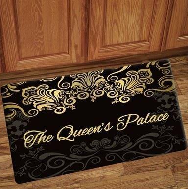 Interior Floor Mat (Black Queen's Palace)
