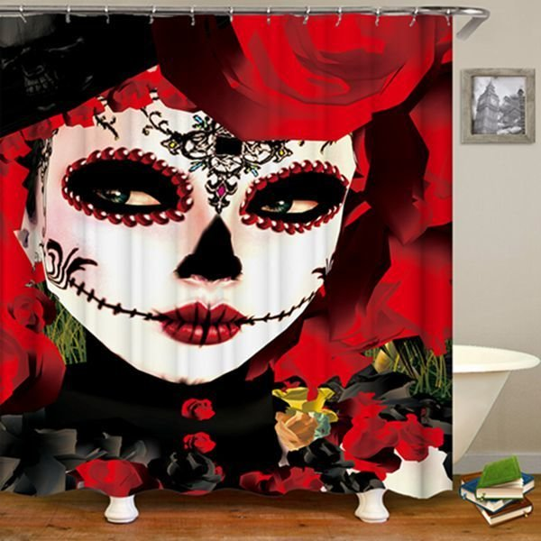 2-Piece Shower Set (Scarlet's Masquerade)