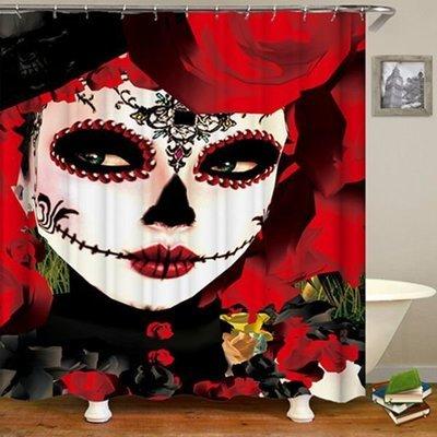 2-Piece Shower Set (Scarlet's Masquerade)