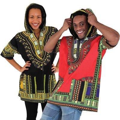 Kenyan Traditional Dashiki (Hoodie)