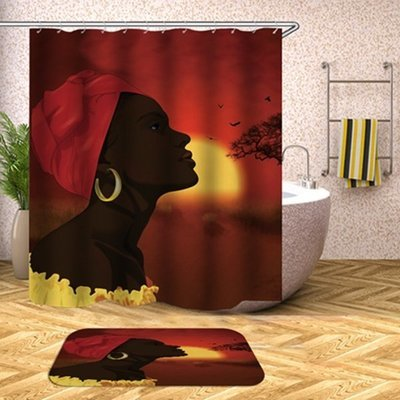 Shower Set (Crimson Rising)