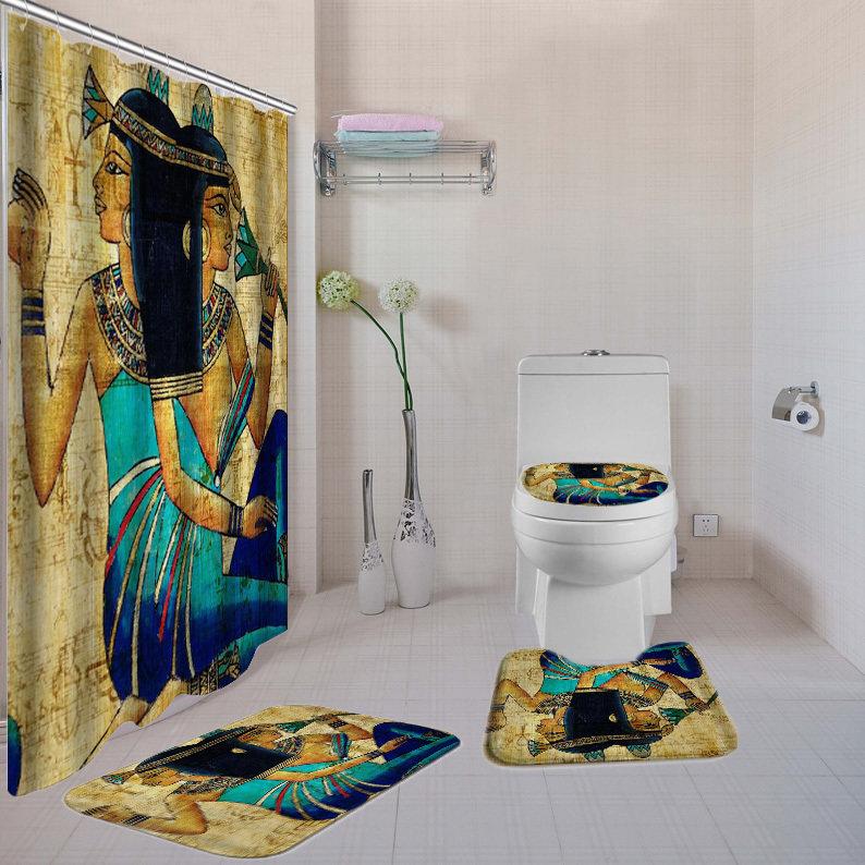 Queen Esther 4-piece Bathroom Set