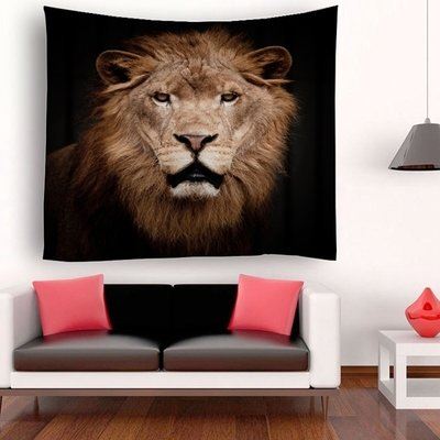 Lion Main Tapestry
