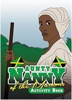 Aunty Nanny Activity Book