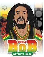 Uncle Bob Activity Book