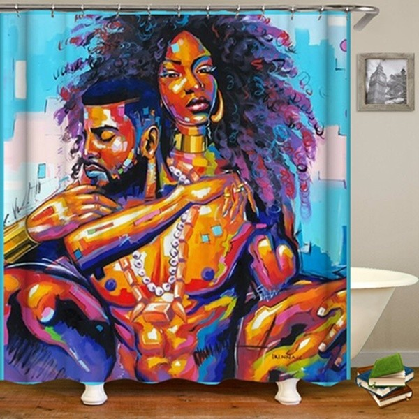 Shower Set (Couple's Embrace)