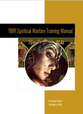 TBIR Spiritual Warfare Training Manual (e-book)